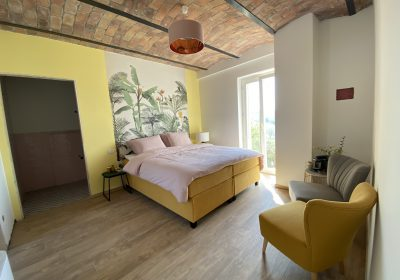 An overview of this amazing room will make you want to fly to Piemonte A.S.A.P